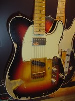 Andy Summers tecaster replica photo by Markec